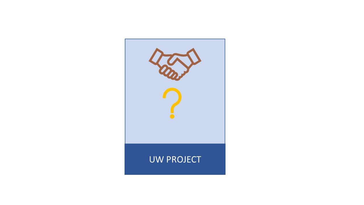 uw project?